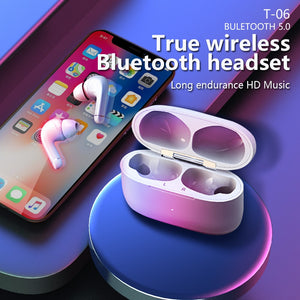 Bluetooth EarPods True Wireless Waterproof