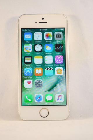 White front iPhone 5s 16gb Telus koodo