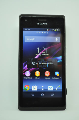 Sony Xperia m bell virgin