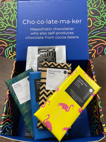 Coffee & Chocolate Tasting Gift Box