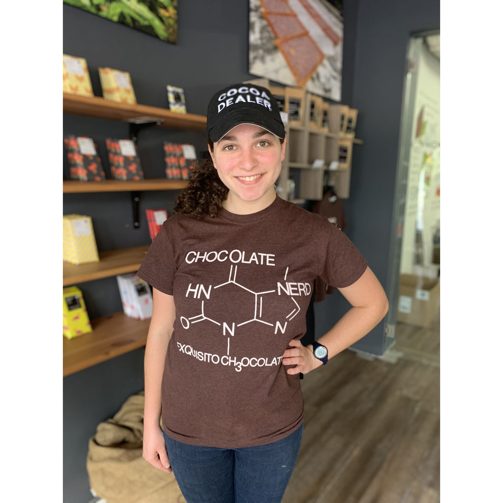 Chocolate Nerd T-Shirt