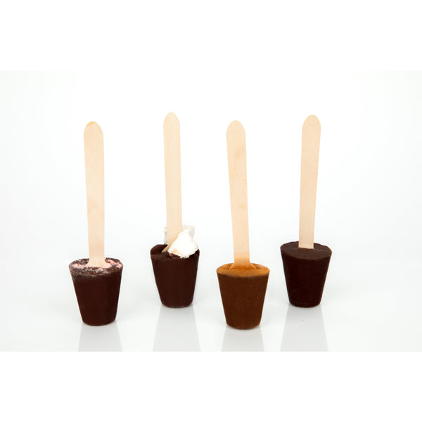 Haute Chocolate Spoons