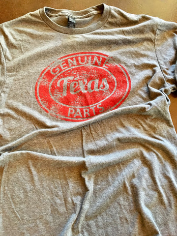 Genuine Texas Parts T-Shirt - Aunt Lillie Bells
