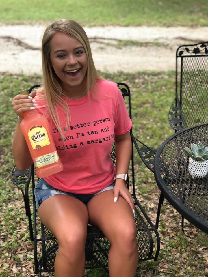Tan and Margarita T-Shirt