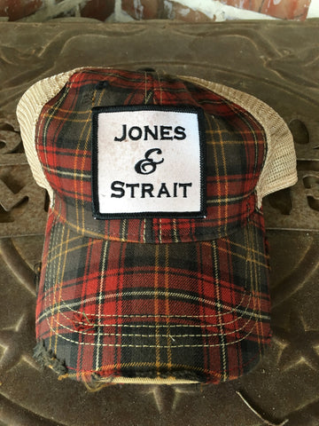 Jones & Strait Cap - Aunt Lillie Bells