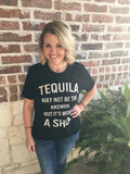 Tequila Tee Aunt Lillie Bells