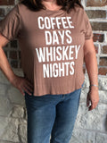 Coffee Days Whiskey Nights - Aunt Lillie Bells