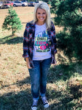 kringle tree farm Christmas tee