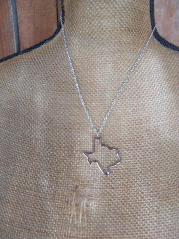 Texas Necklace - Aunt Lillie Bells