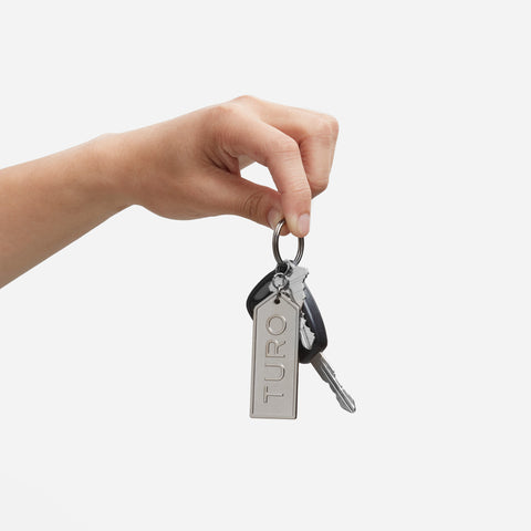 On-the-Go Keychain