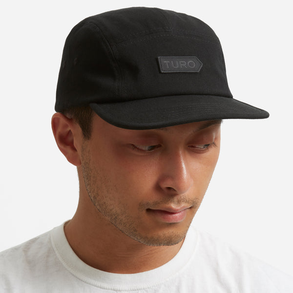 5-Panel Travel Cap