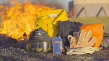 Wildfire Ready PPE Plus / Personal Fire Protection Kit With FR Jacket