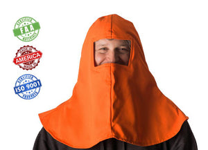 Flash Heat Protective Hood (Quick Don)