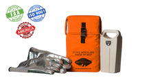 Battery Explosion & Fire Containment Bag - Hospital Grade - The Preventer™ Rescue Edition- 26,500 mAh Tested