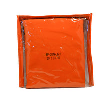 Tamper Evident Cover For Laptop Sized Containment Bags