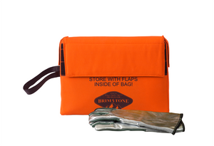 SM-HD Lithium-ion Battery Fire Containment Bag 2