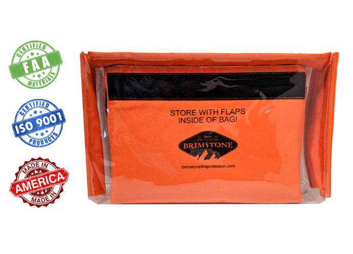 Tamper Evident Cover For Tablet Sized Containment Bags