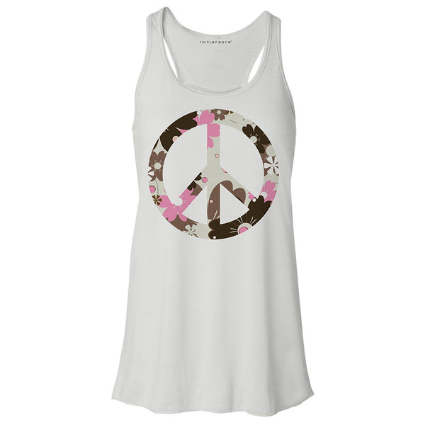 Jr Tank Peace Sign