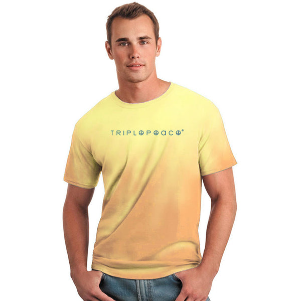 Color Changing Tee Orange-Yellow