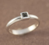 Preseli Bluestone Square Ring