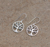 Preseli Bluestone Tree of Life earrings