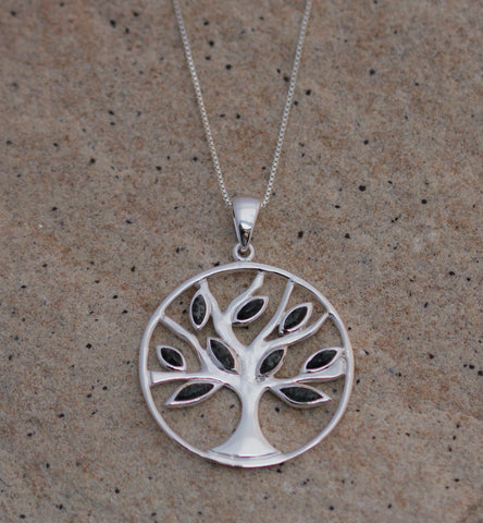 Preseli Bluestone Tree of Life pendant