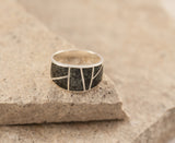 Preseli Bluestone Stonehenge Ring Large