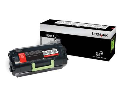 Lexmark 520XAL Extra High Yield Toner Cartridge