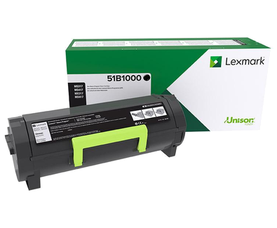 Lexmark MS/MX 317, 417, 517, 617 Lexmark Return Program Toner Cartridge