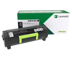 Lexmark MS/MX 417, 517, 617 Lexmark High-Yield Return Program Toner Cartridge