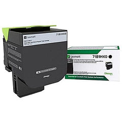Lexmark CS/CX 417, 517 Black High-Yield Return Program Toner Cartridge