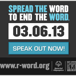 End the R Word