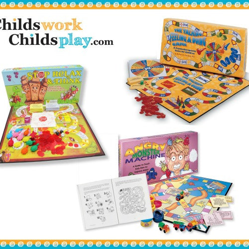 Stop Relax and Think Board Game Giveaway