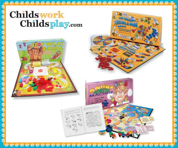 Childswork Board Game Giveaway