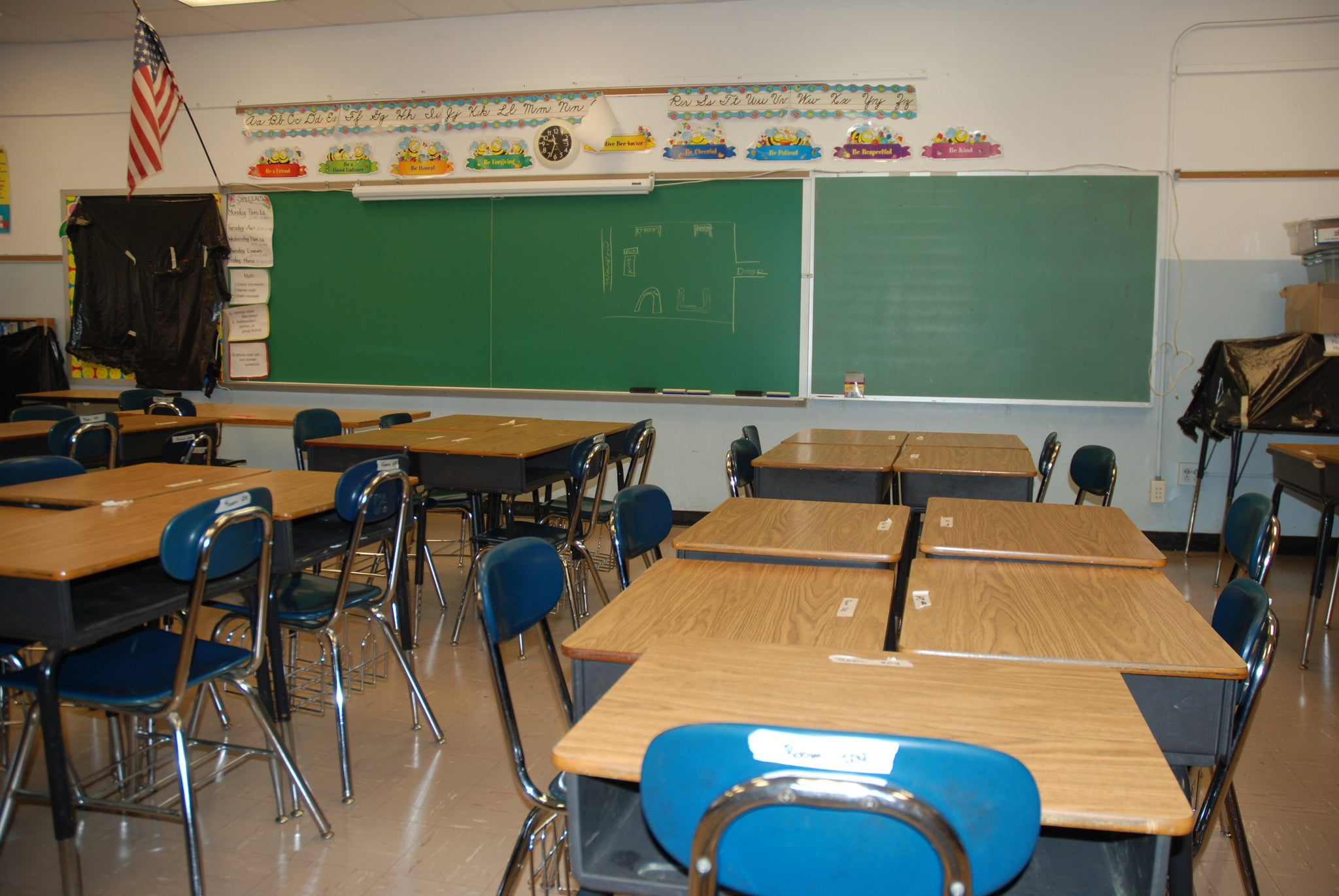 Classroom Management: Reconsidering Physical Classroom Structure