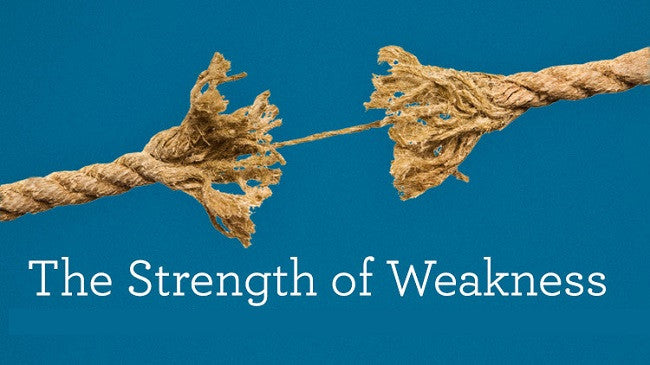 Strengthening The Weaknesses by Donna Hammontree