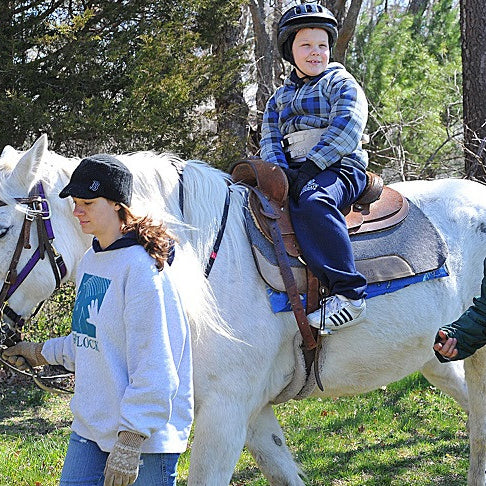 Therapeutic Horseback Riding for Kids with autism