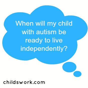 Determining when your young adult with autism is ready to live independently