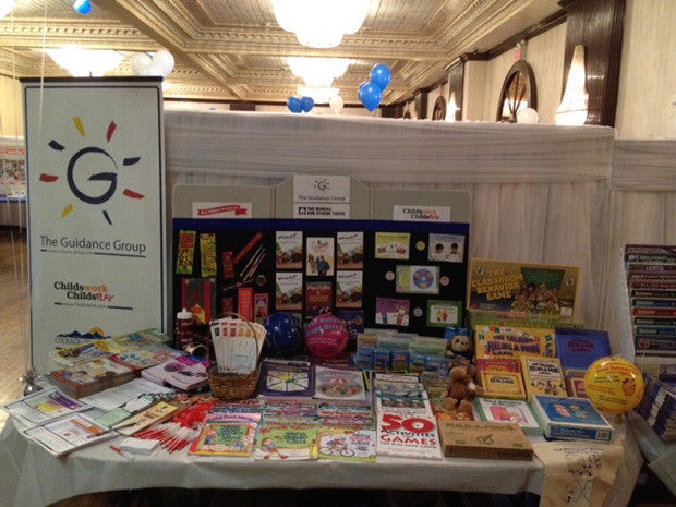 ChildsWork/ChildsPlay Products Featured At The Common Core Learning Standards Symposium