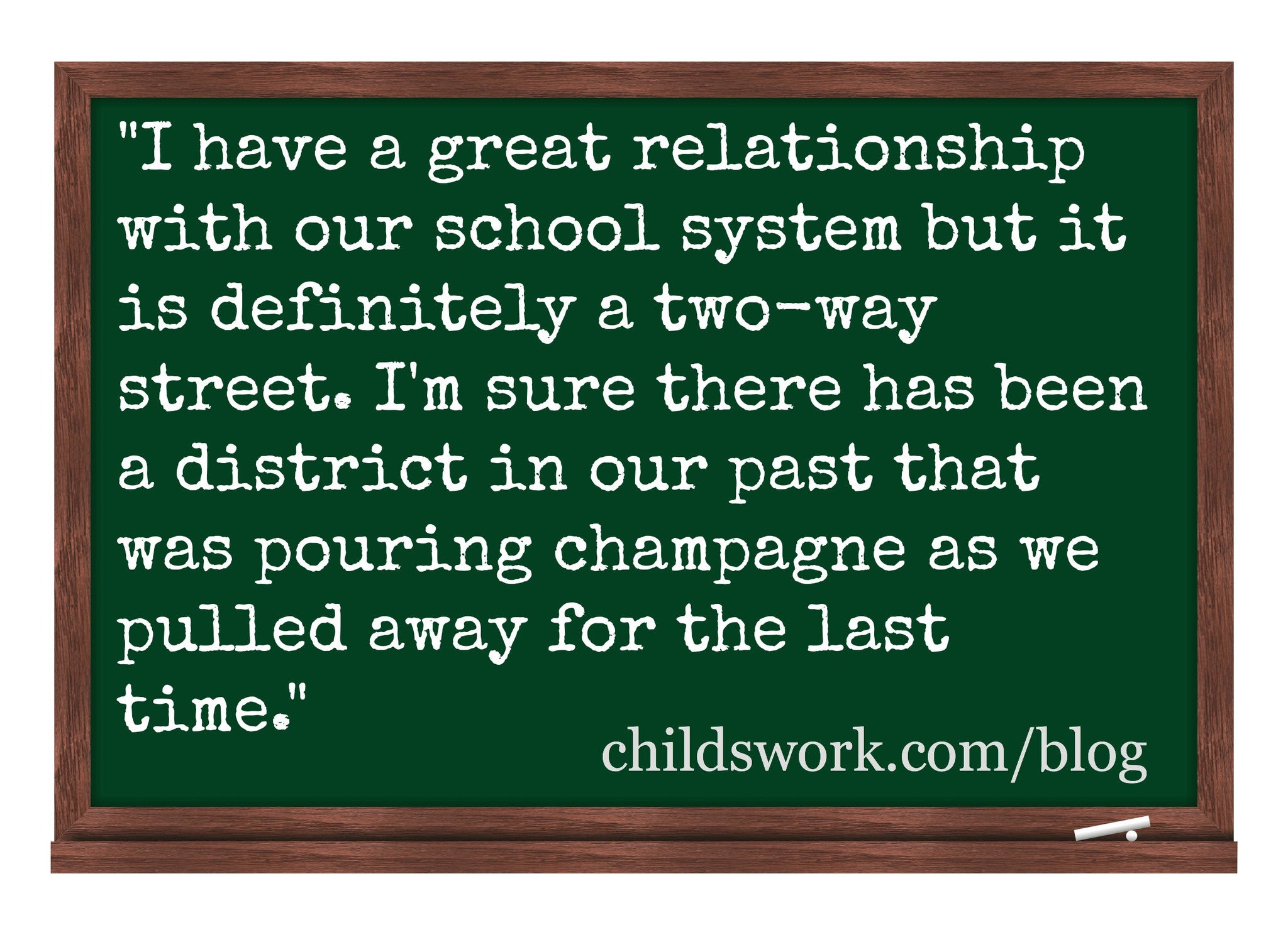 How to have a good relationship with your child's school
