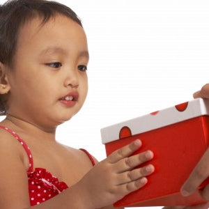 The Joy of Giving Is Evident Even in Young Children