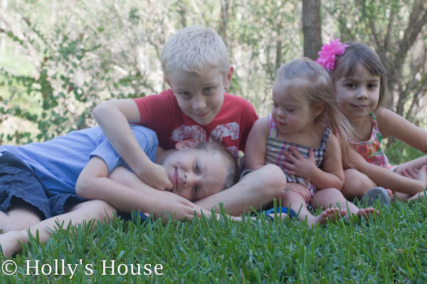 Learning Compassion from a Special Needs Sibling