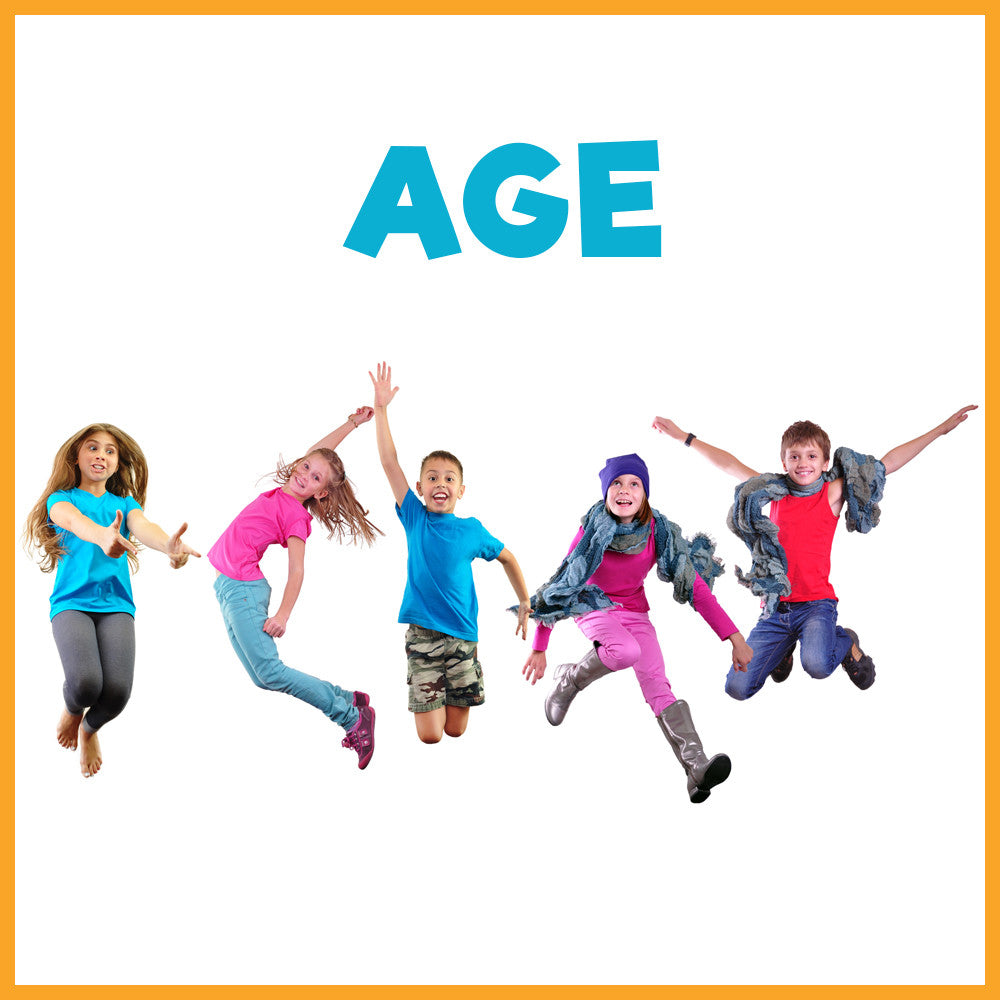 Age - Shop by Age