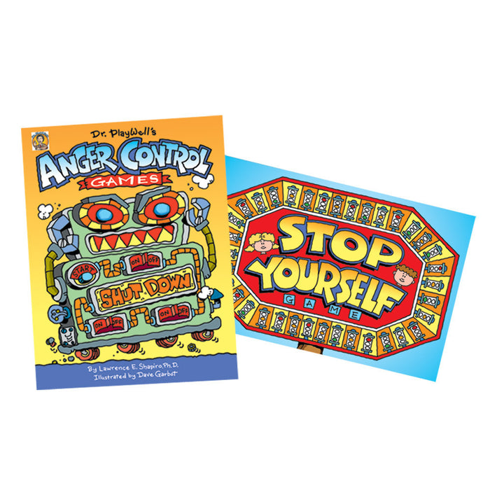 Portable Child & Play Therapy Games Set