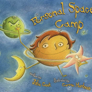 Personal Space Camp Softcover Book product image
