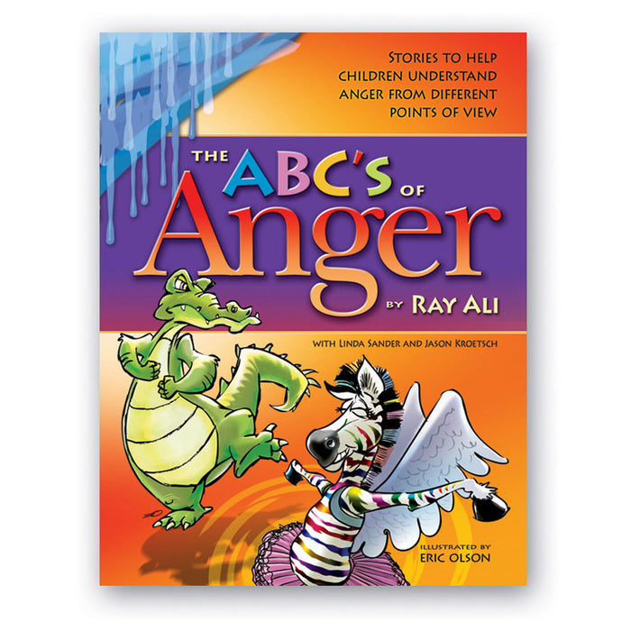 The ABC's of Anger Book product image