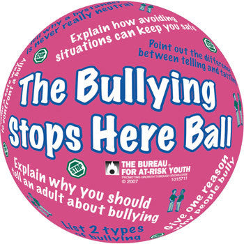 Bullyingbully prevention bullying stops here ball product image publicscrutiny Choice Image