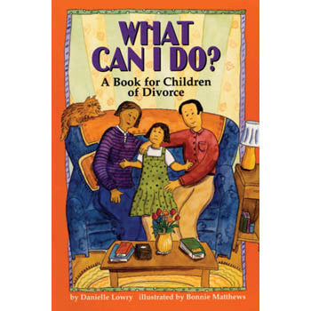 What Can I Do? A Book for Children of Divorce product image