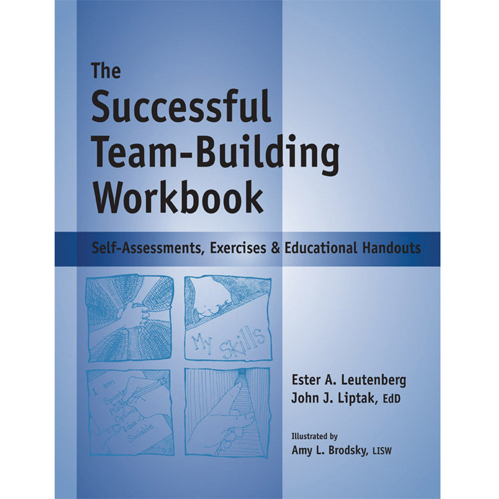 The Successful Team Building Workbook product image