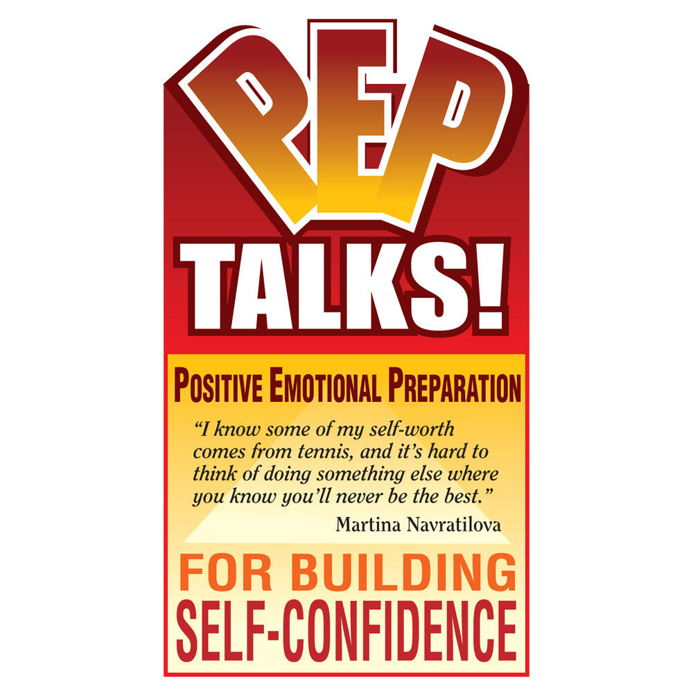 PEP Talks for Building Self Confidence product image
